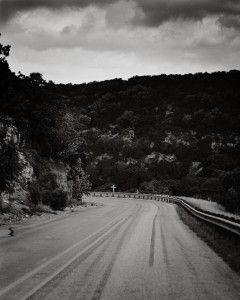 Deadly Curve in the Texas Hill Vountry