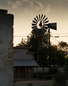 Lone Star Windmill, Bandera, Texas