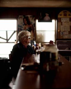 Mrs. Ruth, Dean's Store, Weinert, TX