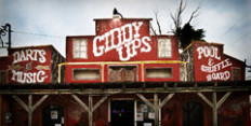 Nancy Talks About Giddy Ups, Austin, Texas